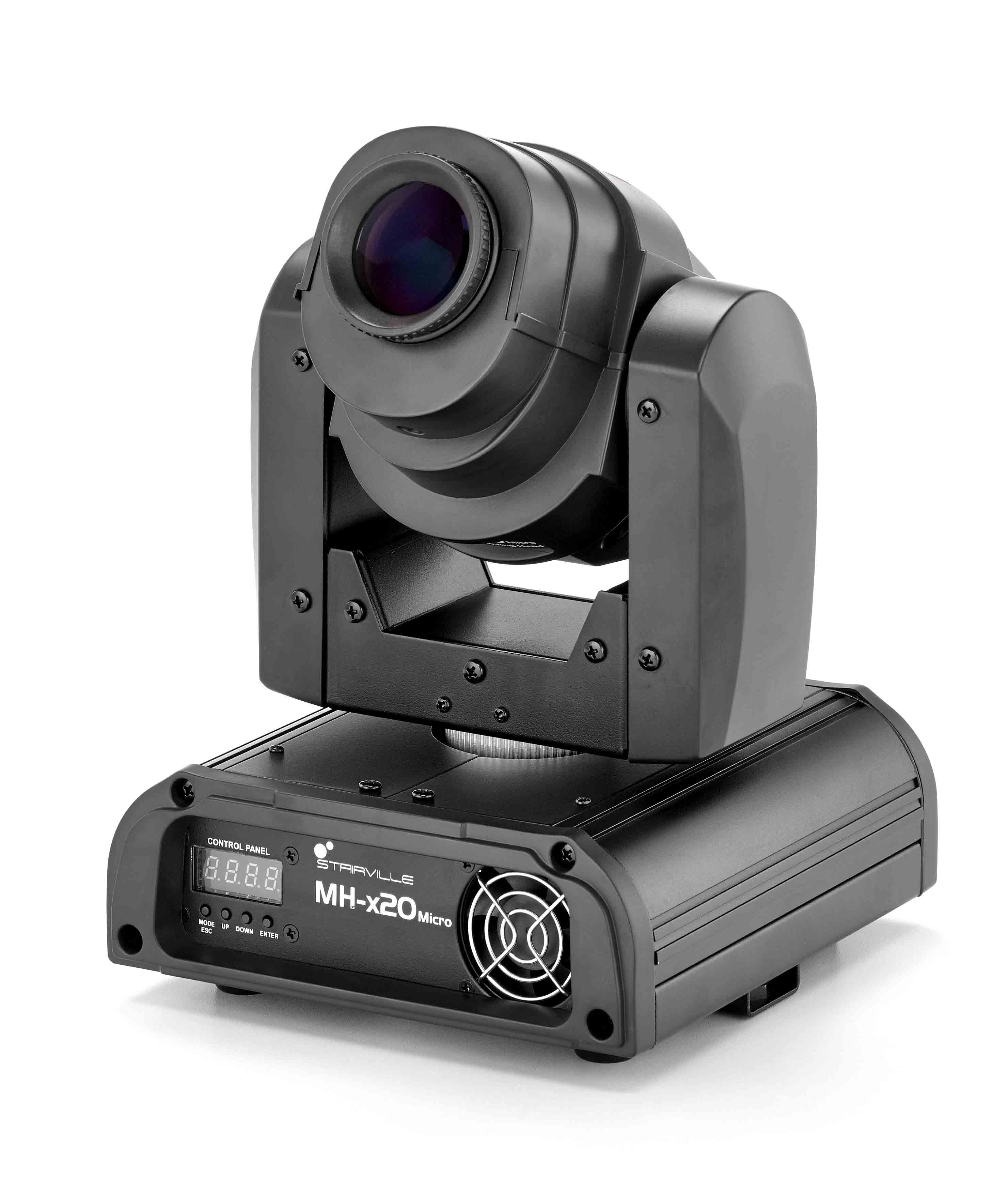 Stairville MH-x20 Micro LED Spot moving head